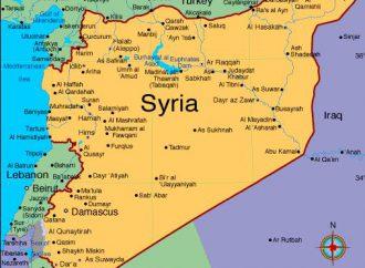 Κοινή Ανακοίνωση για τη Συρία