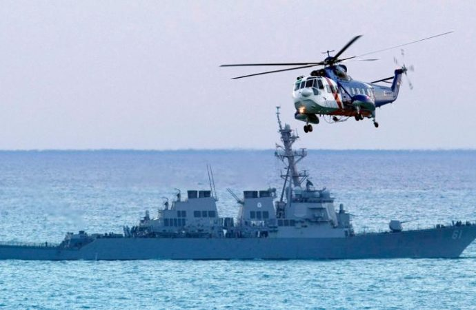 Σχετικά με τη συνεχιζόμενη συμμετοχή της ελληνικής πολεμικής αεροπορίας σε ΝΑΤΟϊκές ασκήσεις