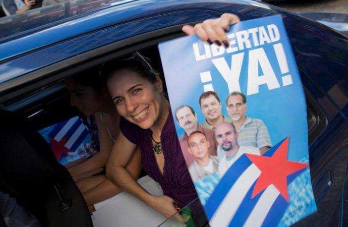 Επιστολή για την απελευθέρωση των 5 Κουβανών