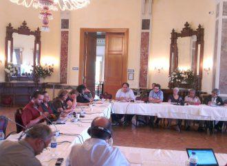 Συνεδρίαση του Παγκόσμιου Συμβουλίου Ειρήνης στην Κωνσταντινούπολη