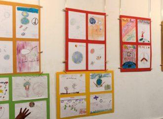 Λάρισα: Εκθεση ζωγραφικής παιδιών με θέμα την «Ειρήνη»