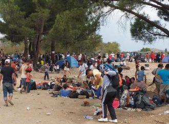 Αλληλεγγύη στους μετανάστες & τους πρόσφυγες