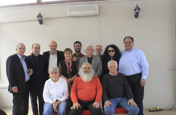8η Τριμερής Συνάντηση Κινημάτων Ειρήνης 15-17 Δεκέμβρη 2017