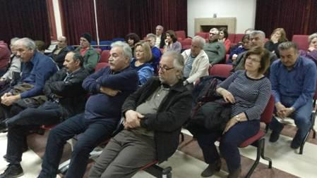 Επιτροπή Ειρήνης Εορδαίας: Με επιτυχία πραγματοποιήθηκε η εκδήλωση