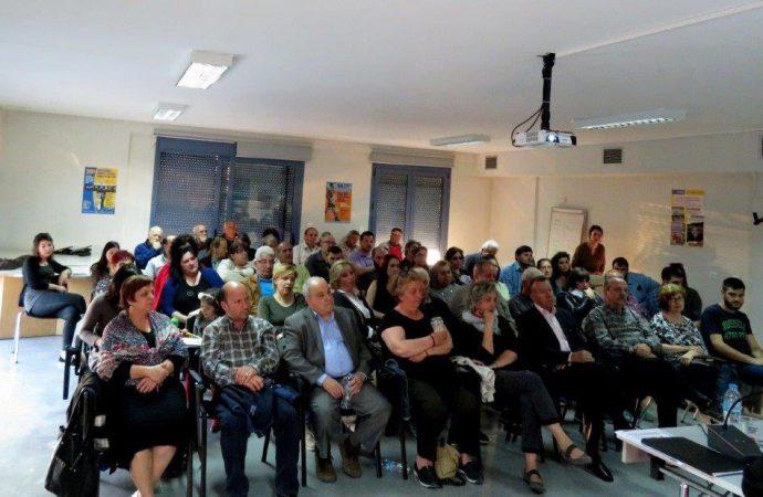 ΕΠΙΤΡΟΠΗ ΕΙΡΗΝΗΣ ΕΛΕΥΣΙΝΑΣ: Με επιτυχία η σύσκεψη για τον πόλεμο στη Συρία και την εμπλοκή της Ελλάδας