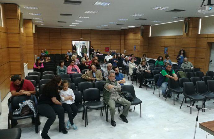 Εκδήλωση της Επιτροπής Ειρήνης Αργολίδας