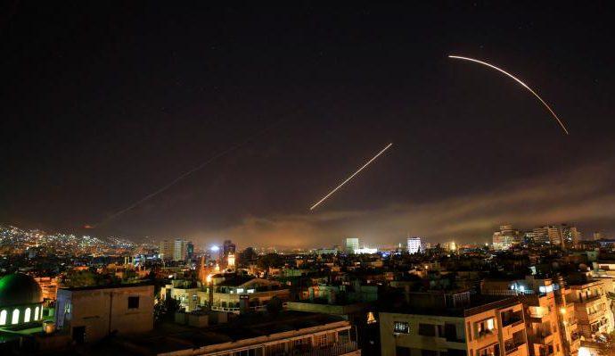 Ανακοίνωση για τη νέα ιμπεριαλιστική επέμβαση ΗΠΑ – Μ. Βρετανίας – Γαλλίας στη Συρία