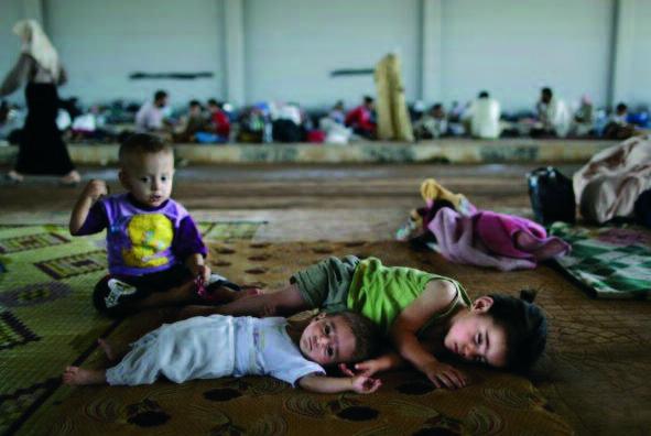 Το προσφυγικό στη Σύνοδο Κορυφής της Ευρωπαϊκής Ένωσης.