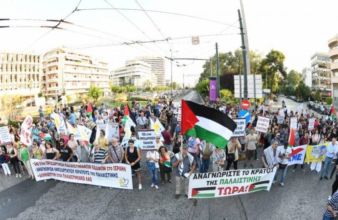 Ανακοίνωση για την Παγκόσμια Μέρα Αλληλεγγύης στον Παλαιστινιακό λαό