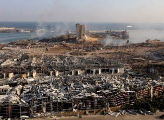 Συγκέντρωση υλικής βοήθειας για το Λίβανο