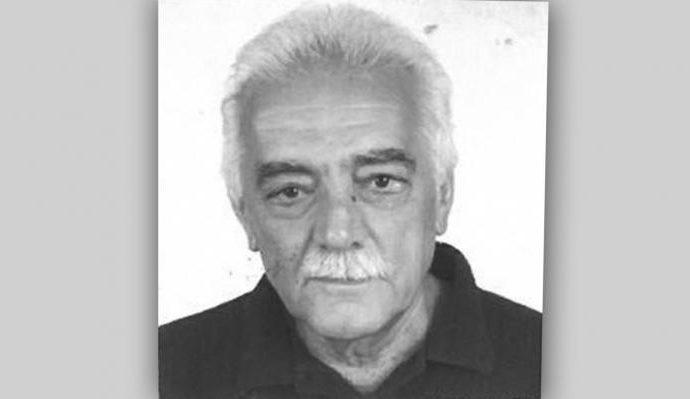 Ανακοίνωση για το θάνατο του Γιώργου Παριανού