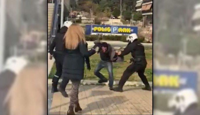 ΕΠΙΤΡΟΠΗ ΕΙΡΗΝΗΣ ΝΕΑΣ ΣΜΥΡΝΗΣ – Για την επίθεση αστυνομικών εναντίων κατοίκων στην πλατεία Ν. Σμύρνης