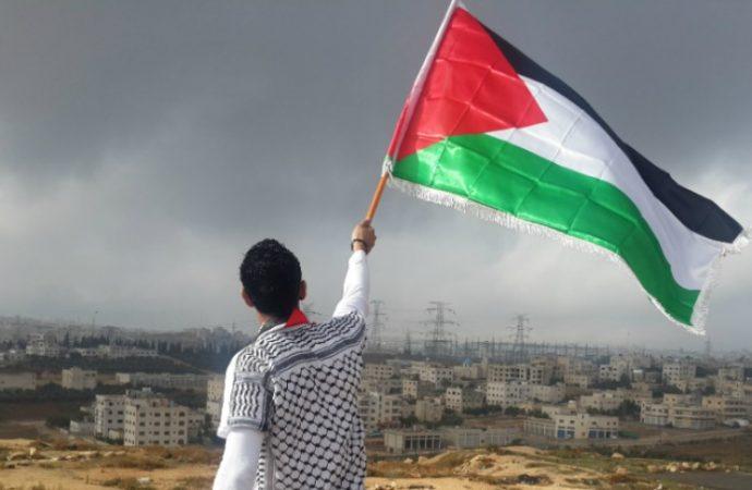 ΣΥΡΟΣ – Αλληλεγγύη στον Παλαιστινιακό λαό