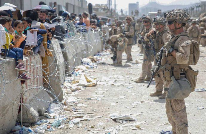 Ανακοίνωση για τις πρόσφατες εξελίξεις στο Αφγανιστάν