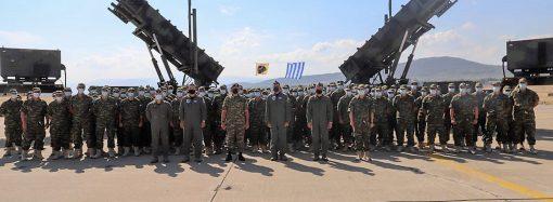 """Ανακοίνωση για την αποστολή συστοιχίας """"Πάτριοτ"""" στη Σ. Αραβία"""